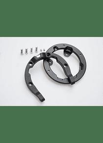 ION tank ring Black. Kawasaki Z900 / Versys-X 300 (16-).