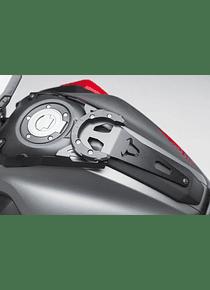 EVO tank ring Black. Yamaha MT-07 (14-17) / Moto Cage (15-16).