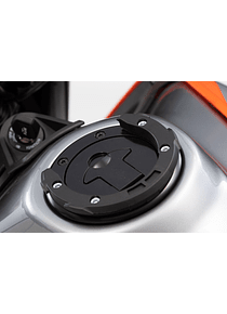 EVO tank ring Black. KTM Duke 125/390 (17-), 790 (18-).