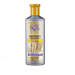 Shampoo Silver blonde Naturvital