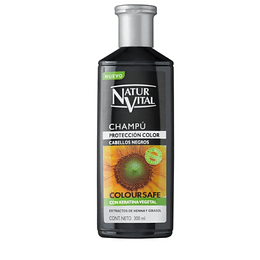 Shampoo Coloursafe Negro