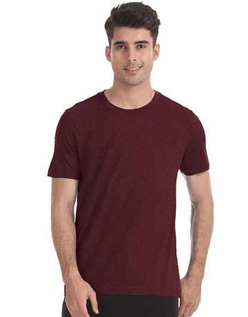 POLO - SWISS LORD - VINO JACQUARD
