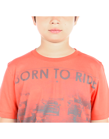 POLO - SWISS LORD KIDS - BORN TO RIDE