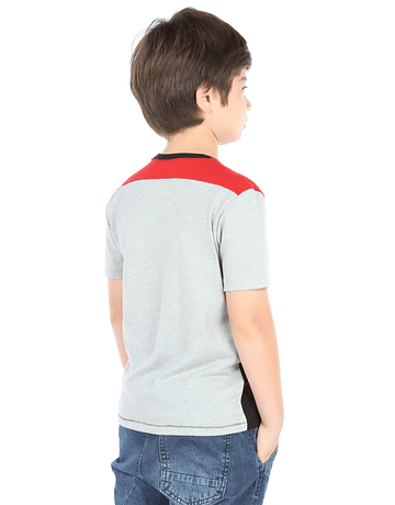 POLO - SWISS LORD KIDS - PATCH