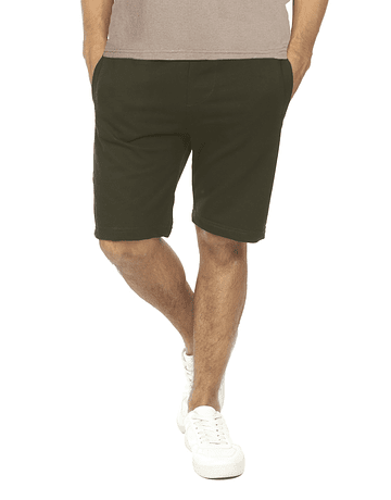 SHORT HOMBRE - SWISS LORD - OLIVO