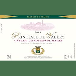 2016 Princesse de Valéry