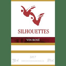 2017 Silhouettes rosé