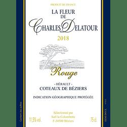 2018 La Fleur de Charles Delatour