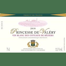 2018 Princesse de Valéry