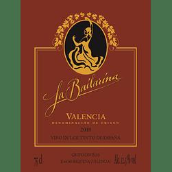 2018 La Bailarina