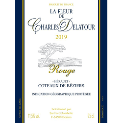 2019 La Fleur de Charles Delatour