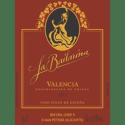 2015 La Bailarina