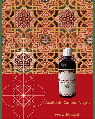 ACEITE DE COMINO NEGRO - 100 ml.