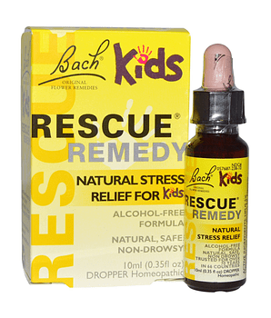 RESCUE REMEDY KIDS 10 ML. SIN ALCOHOL
