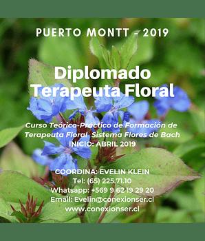 MATRICULA - Diplomado Formación Terapeuta Floral - Sistema Flores de Bach / PUERTO MONTT 2019