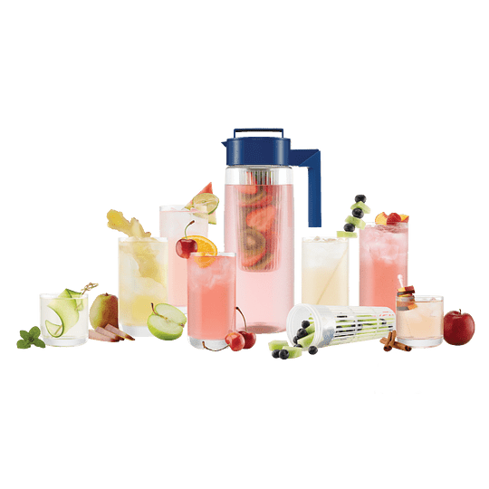 FRUIT INFUSION PITCHER 1.8L BLUEBERRY