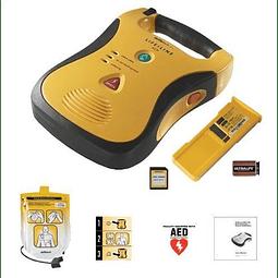 Desfibrilador externo semi automático DEA / AED Batería 7 Años