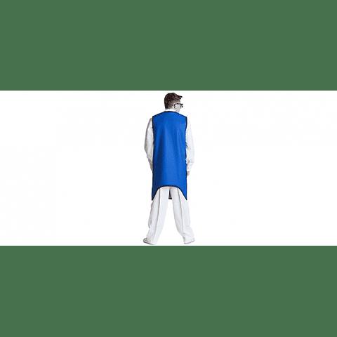 Delantal Proteccion Radiológica Doble Cara Protección Optima