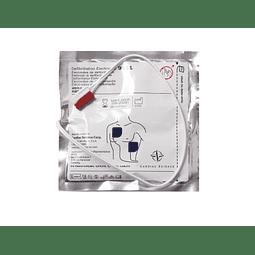 ELECTRODOS PARA DESFIBRILADOR EXTERNO AUTOMÁTICO ADULTO