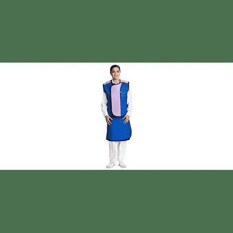 Delantal Falda Chaqueta Proteccion Radiológica Modelo Optimo