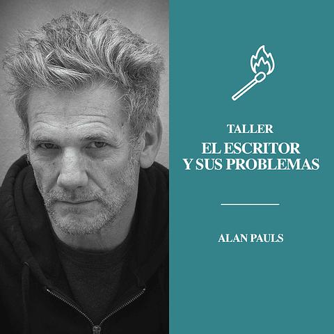 El escritor y sus problemas