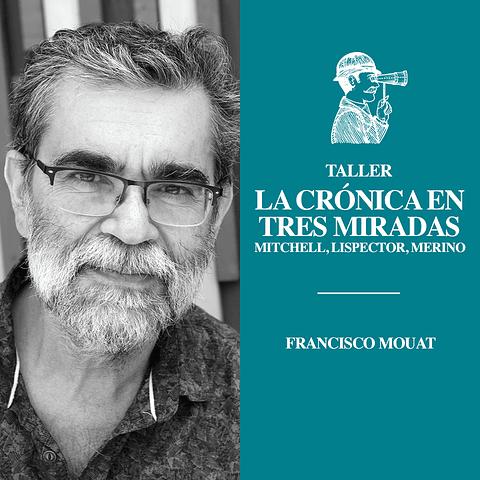 La Crónica en tres miradas; Joseph Mitchell, Clarice Lispector, Roberto Merino