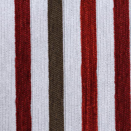 Chenille Duero Rojo color 25