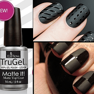 EzFlow TruGel Top Coat Matte It!