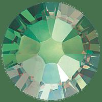 Cristales Swarovski SS5 Fern Green AB