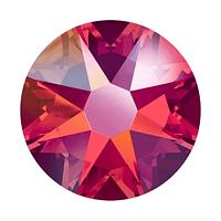 Cristales Swarovski SS7 Ruby AB