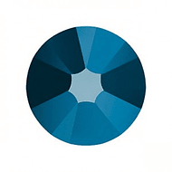 Cristales Swarovski SS7 Metallic Blue