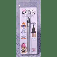 Punta de reemplazo para Crystal Katana