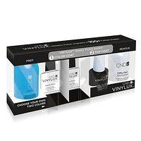 Kit CND Vinylux Weekly Polish System - 5 producos