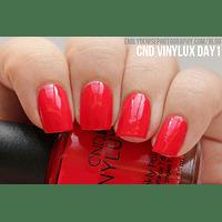 Esmalte CND Vinylux Lobster Roll