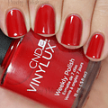 Kit CND Vinylux Rouge Red