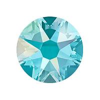 Cristales Swarovski SS12 Blue Zircon AB