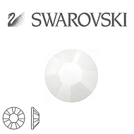 Cristales Swarovski SS5 Chalkwhite *Hotfix*