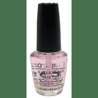 Base OPI para uñas naturales