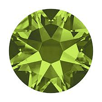 Cristales Swarovski SS7 Olivine