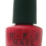 Esmalte OPI Red