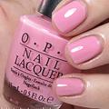 Esmalte OPI I Think In Pink