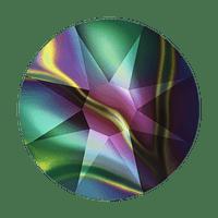 Cristales Swarovski SS5 Rainbow Dark *2017*