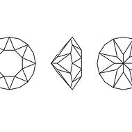 Rueda Cristales Swarovski Chatons