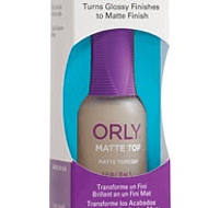 Top Coat Matte Orly