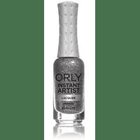 Esmalte Orly Artist Lacquer Platinum Glitter