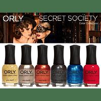 Esmaltes Orly Colección Secret Society