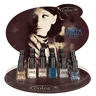Esmaltes Color Club, Colección Harlem Nights