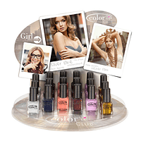 Esmaltes Color Club, Colección Girl About Town
