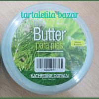 Manteca para pies Menta Romero Katherine Dorian 200 ml