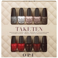 Set OPI Take Ten